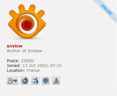 xnview reaches 25000 posts.png